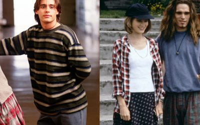 Fashion of the decade – The-1990's