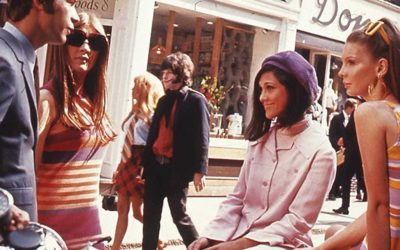 Fashion of the decades – The 1960's