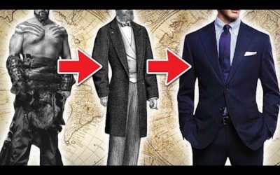 How Formal Fashion Evolved