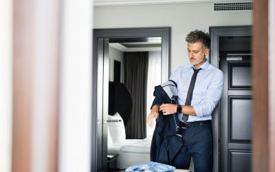 Tailored suits – How to store your suits without ruining them