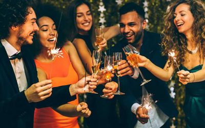 New Years' Parties – How to steal the show with style